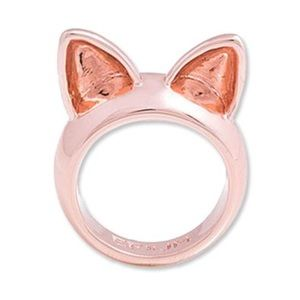 Jewelmint x Erin Featherstone Cat Ring